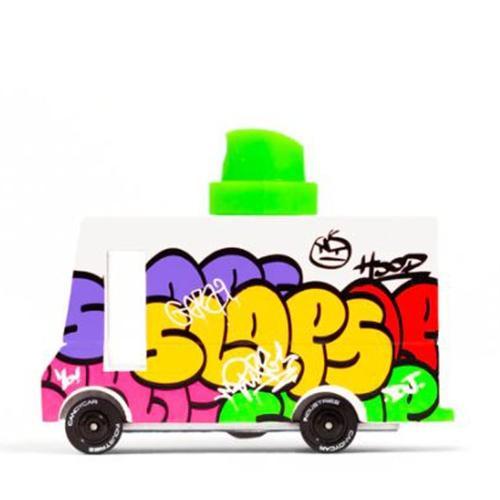 Candycar Graffitti Van - Candylab