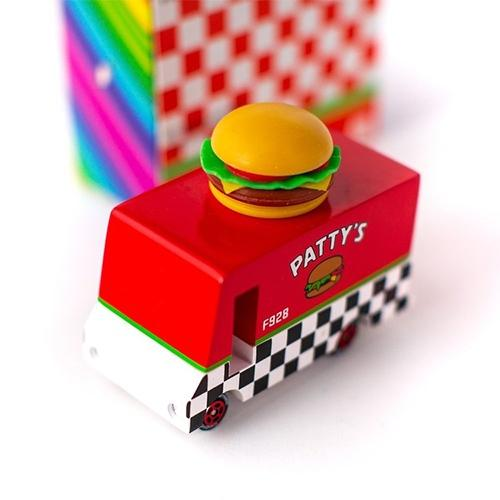 Candycar Hamburger Van - Candylab