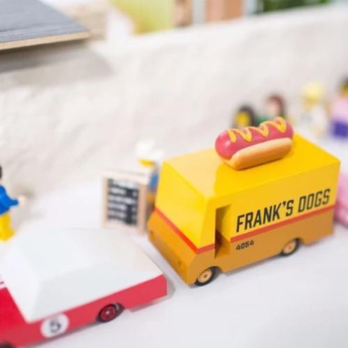 Candycar Hot dog Van - Candylab