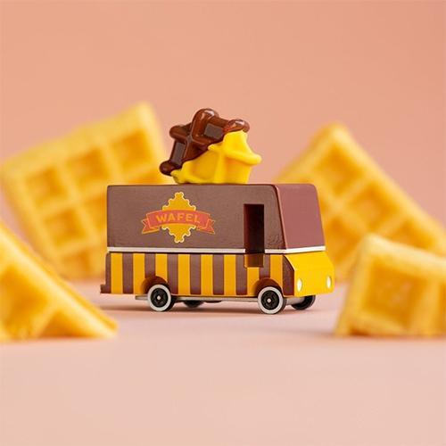Candycar Waffle Van - Candylab