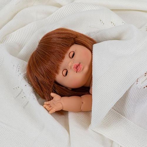 Pop Capucine met slaperige ogen - Minikane