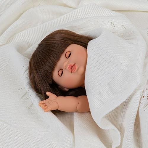 Pop Chloé met slaperige ogen - Minikane