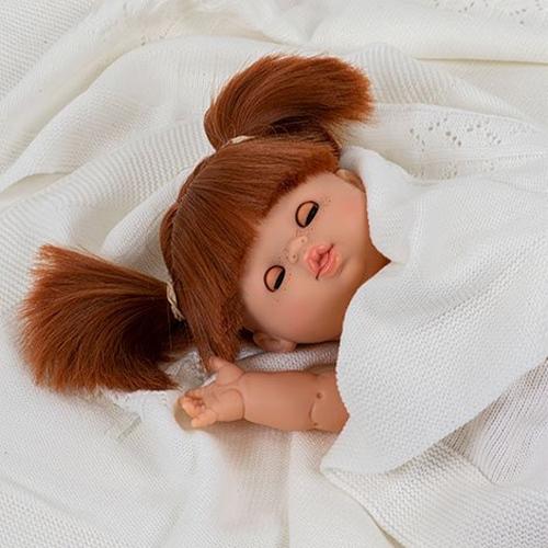 Pop Gabrielle met slaperige ogen - Minikane