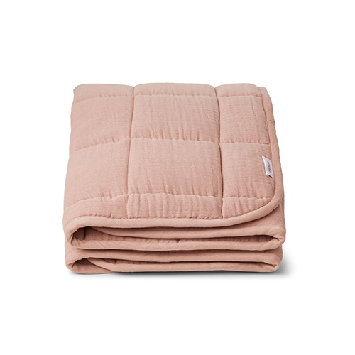 Quilted deken Mette rose - Liewood