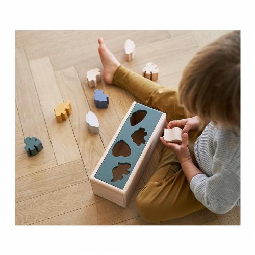 Puzzelbox Midas Dino mix - Liewood