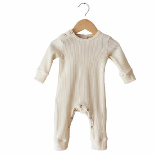 Tiny basics One piece Beige