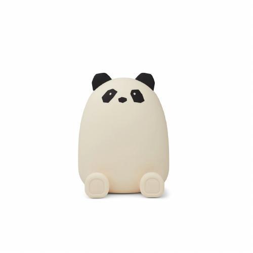 Siliconen spaarpot Palma Panda Creme de la creme - Liewood