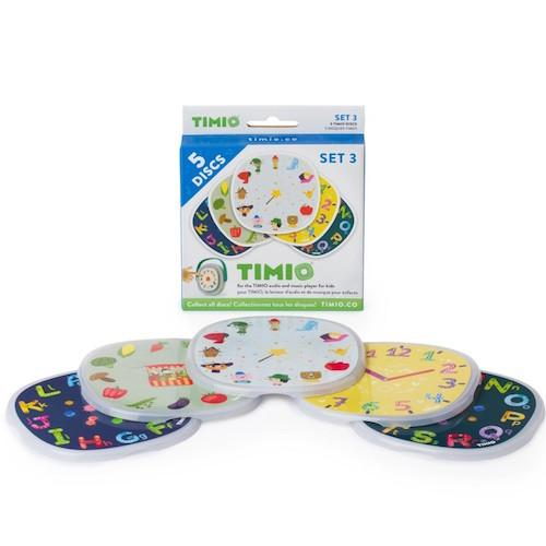 Disc Pack Set 3 - Timio