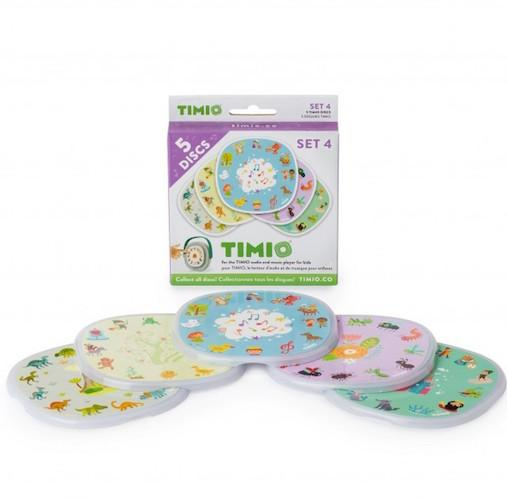 Disc Pack Set 4 - Timio