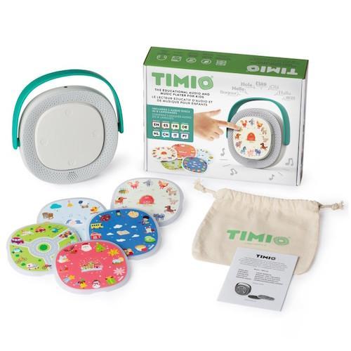 Timio player - Timio