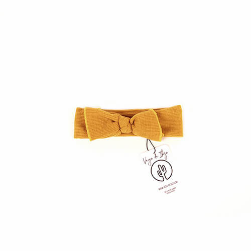 Haarband The Suave Saffron – Vega basics