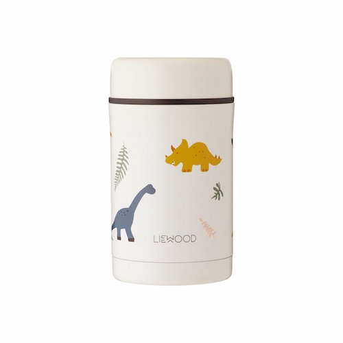 Thermosbox Bernard Dino mix - 500ml - Liewood
