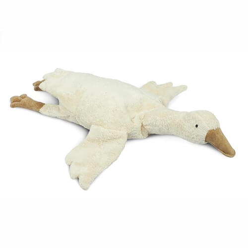 Warmteknuffel Goose large white - Senger Naturwelt