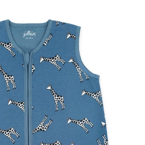 Slaapzak zomer Giraffe Jeans blue - Jollein