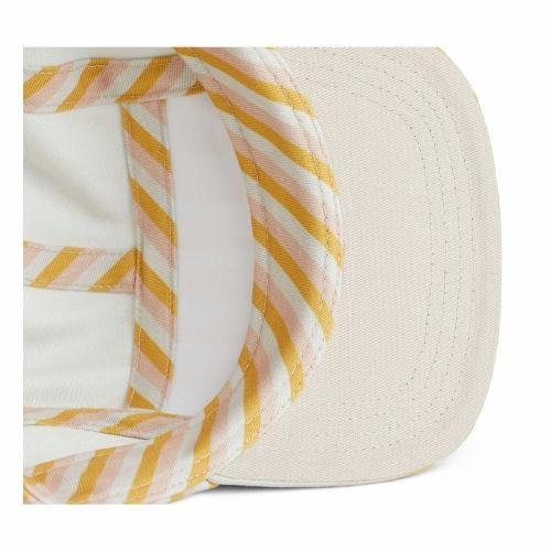 Pet Rory Stripe Peach/sandy/yellow mellow - Liewood