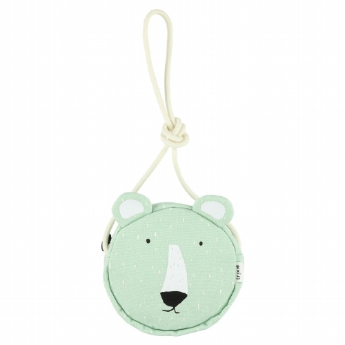 Ronde tas Mr. Polar Bear - Trixie