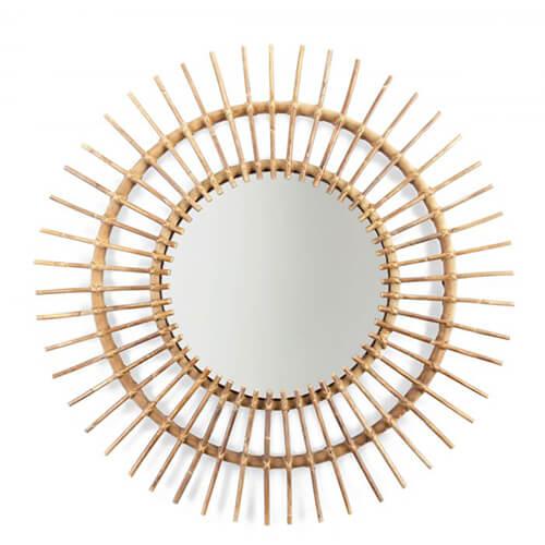 Rotan spiegel Aura 90cm - Childhome
