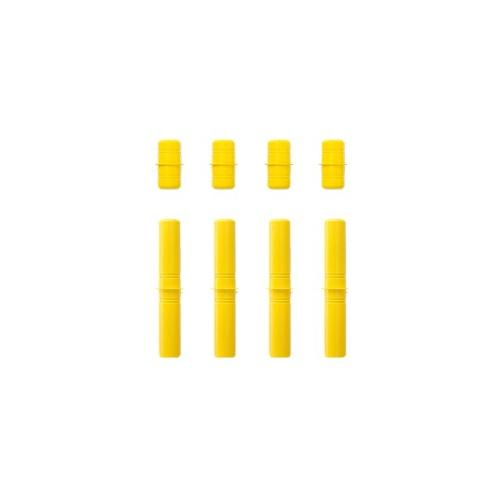 Staven (8 stuks) geel - MODU
