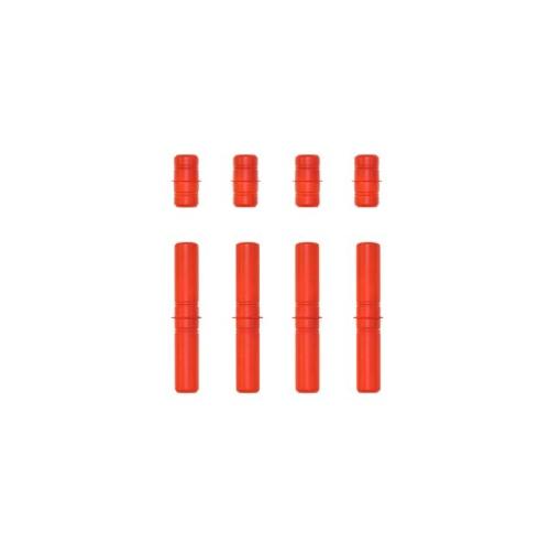 Staven (8 stuks) Rood - MODU