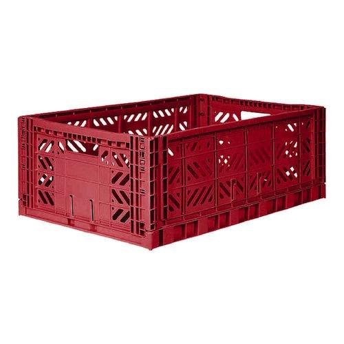 Plooibox maxi tile red - Ay-kasa