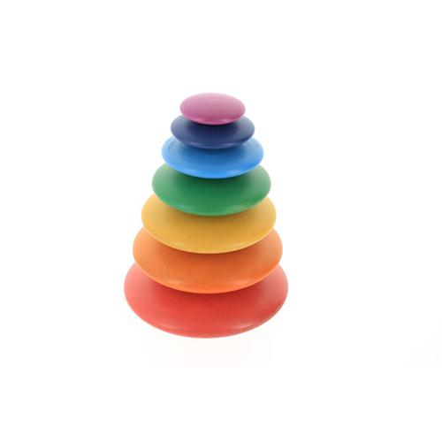 Regenboog schijven - Tickit