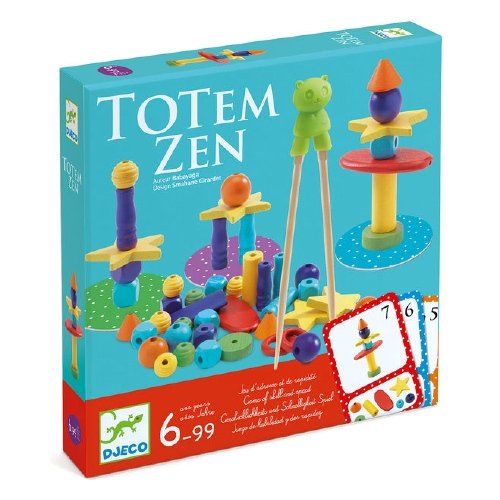 Spel Totem Zen - Djeco