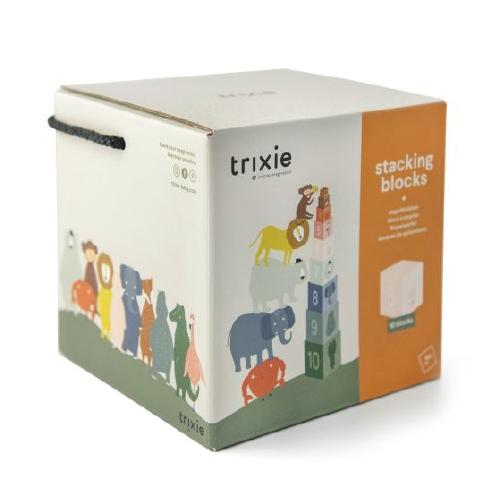 Stapelblokken - Trixie
