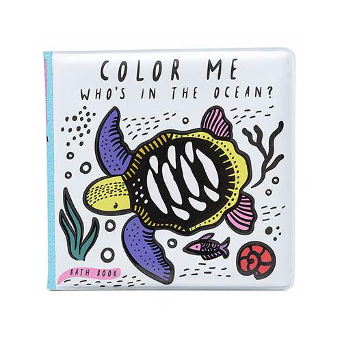 Badboekje Color me Ocean - Wee Gallery