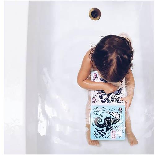 Bad boekje Coulour me Ocean ls - Wee Gallery