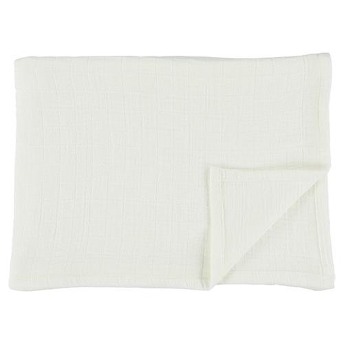 Hydrofiele doeken 110x110cm Bliss White 2-pack - Les rêves d'Anaïs