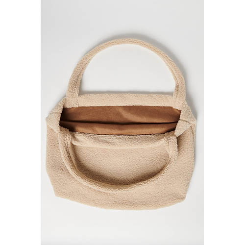 Mom bag Chunky teddy beige - Studio Noos