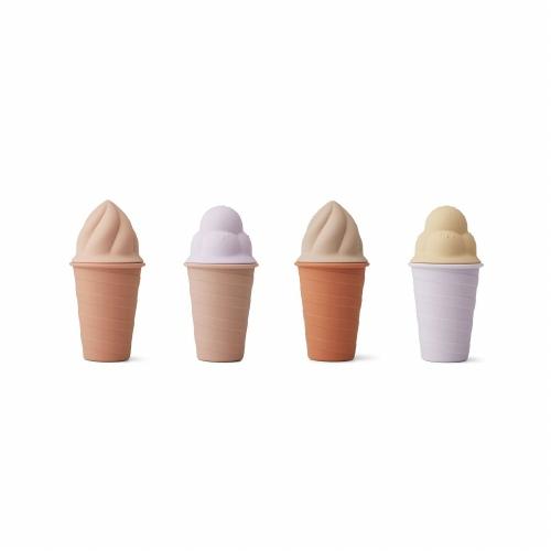Zand- en badspeeltje Bay Ice cream Rose multi mix - Liewood