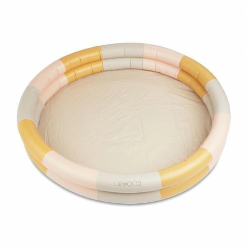 Zwembad Savannah - Stripe Peach/sandy/yellow mellow - Liewood
