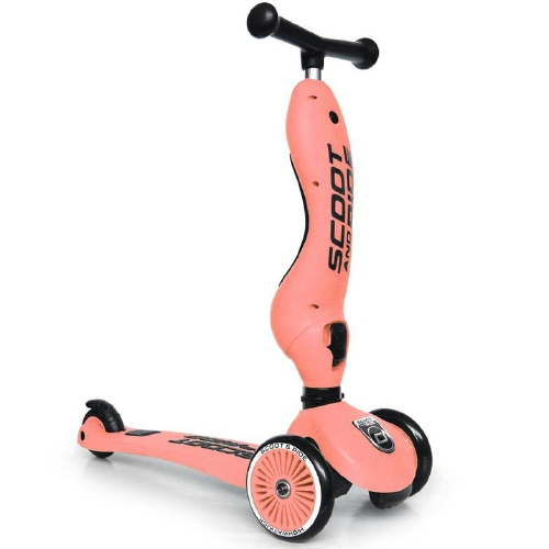 Step Highwaykick 1 - Peach - Scoot and Ride