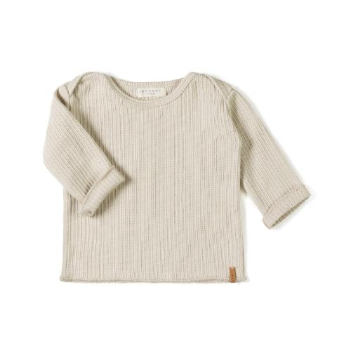 T-Shirt Longsleeve Snug Dust - Nixnut