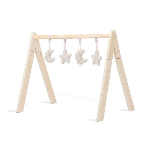 Babygym speeltjes Moon Nougat - Jollein