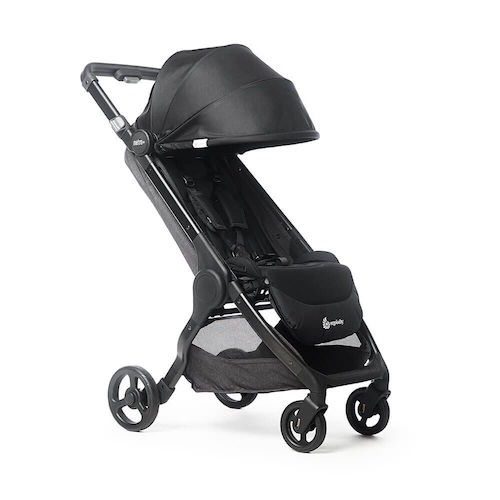 Buggy Metro+ compact stroller zwart - Ergobaby
