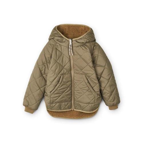 Jackson Reversible jacket Khaki - Liewood