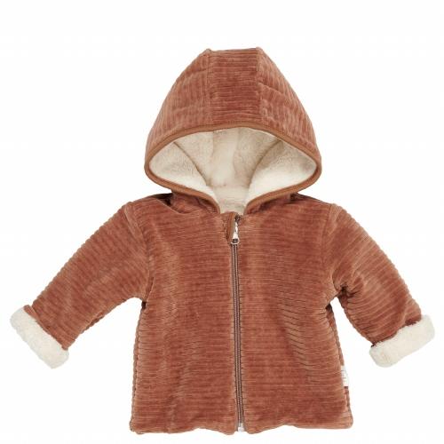 Vik Reversible jacket Hazel - Koeka