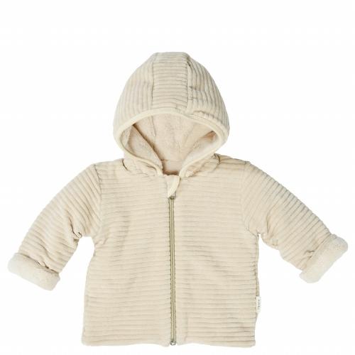 Vik Reversible jacket Sand - Koeka