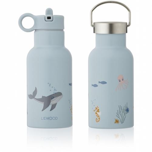 Drinkfles Anker Sea creature mix - Liewood
