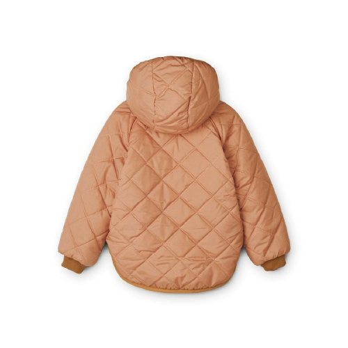 Jackson Reversible jacket Tuscany rose - Liewood