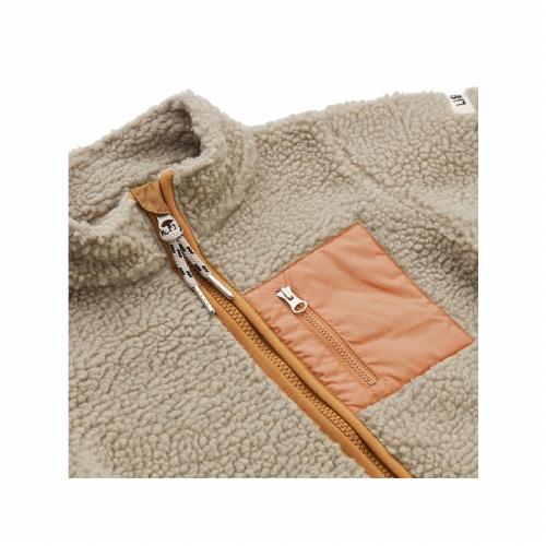 Nolan jacket Tuscany Rose - Liewood