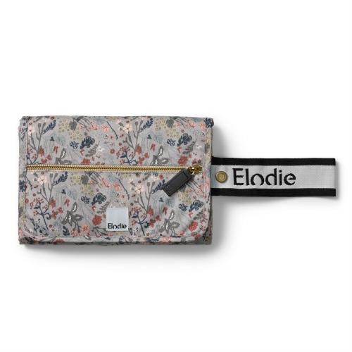 Verschoonmatje voor onderweg Vintage Flower - Elodie details